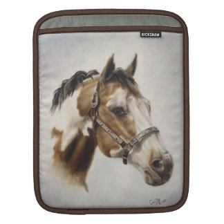 Paint Horse iPad Sleeve