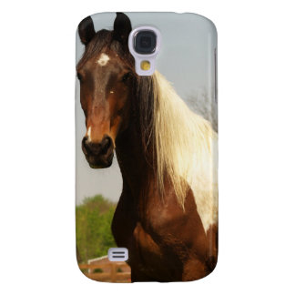 Paint Horse iPhone 3G Case Samsung Galaxy S4 Covers