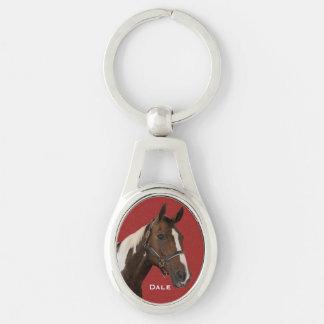 Paint Horse Keychain