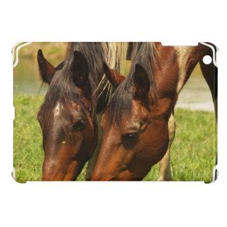 Paint Horse Love iPad Mini Cover