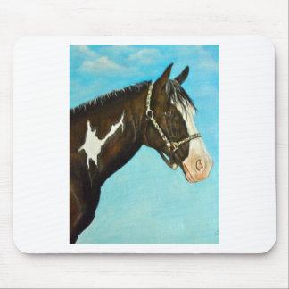 Paint Horse Mouse Pad