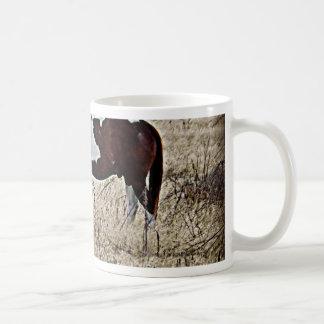 Paint Horse Classic White Coffee Mug
