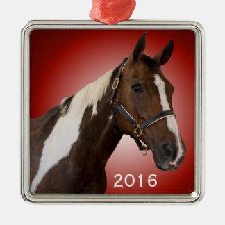 Paint Horse Ornament