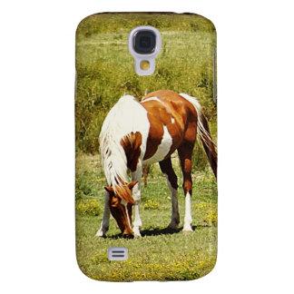 Paint Horse Samsung S4 Case