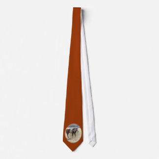 Paint Horse Tie- color changable Neck Tie
