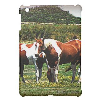Paint Horses iPad Mini Case