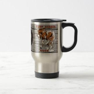 Paint Horses Rock mugsP Travel Mug