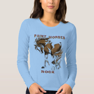 *Paint Horses Rock T-shirt