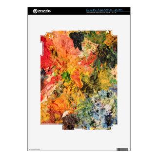 Paint iPad 3 Skins