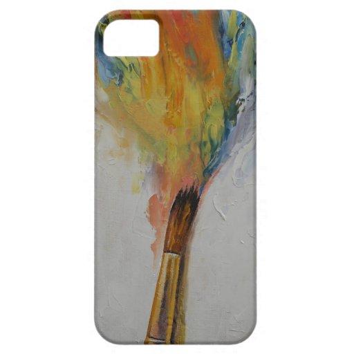 Paint iPhone 5 Case