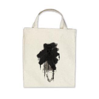 Paint It Black Bags