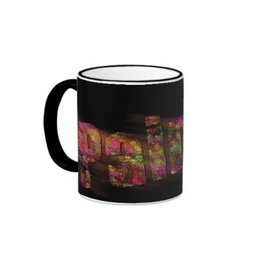 Paint It Coffee Mugs