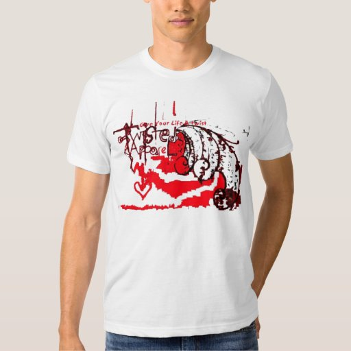 paint it red t-shirts