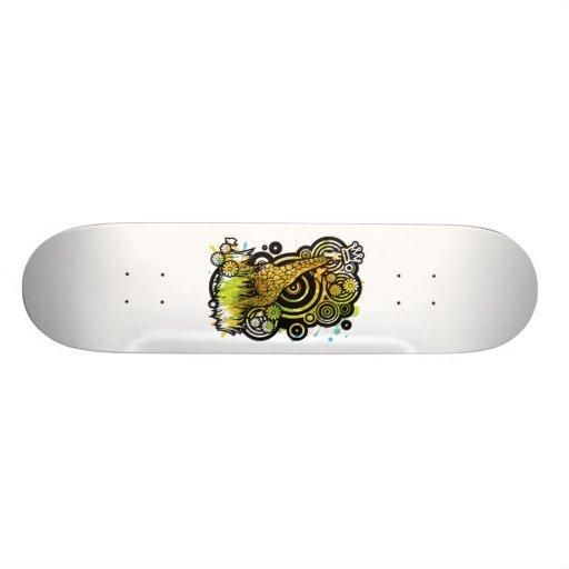 Paint_It_Yourself Skateboard