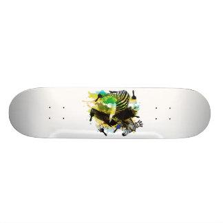 Paint_It_Yourself Skateboard Deck