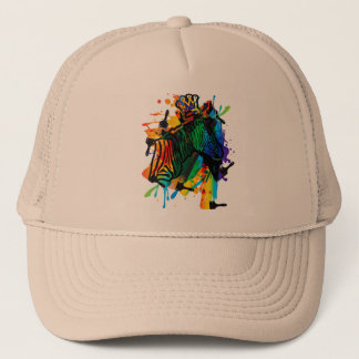 Paint_It_Yourself Trucker Hat