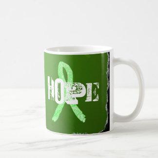 Paint, ladder, Hope Lyme Disease Coffee Mug