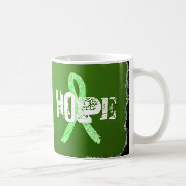 Coffee Themed Paint, ladder, Hope Lyme Disease Coffee Mug