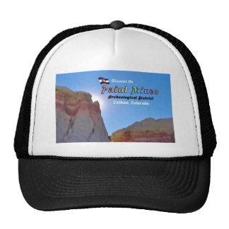Paint Mines - Calhan, CO Trucker Hat