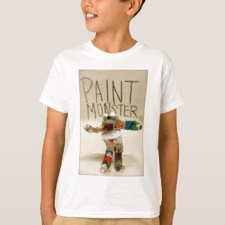 PAINT MONSTER.JPG T-Shirt