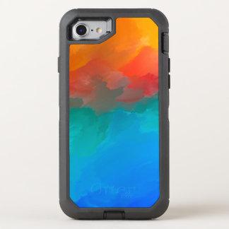 Paint OtterBox Defender iPhone 7 Case