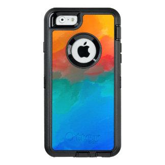 Paint OtterBox Defender iPhone Case
