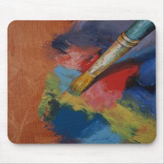Paint Palette Mousepad