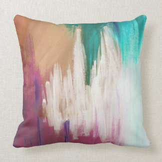 Paint Party 2 - Throw Pillow