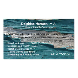 Paint Peel 3-8 Business Cards