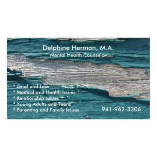 Paint Peel 3-9 Double-Sided Standard Business Cards (Pack Of 100)