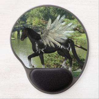 Paint Pegasus Gel Mousepads