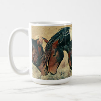 Paint Ponies Coffee Mug