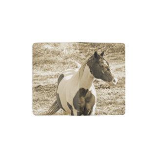 Paint Pony Pocket Moleskine Notebook