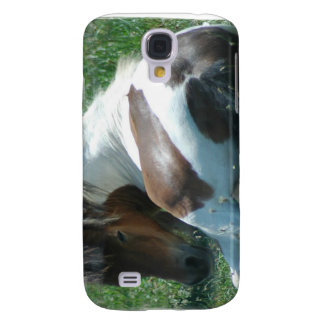 Paint Pony Resting iPhone 3G Case Galaxy S4 Cover