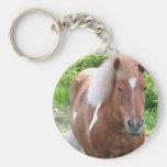 Paint Quarterhorse Keychain
