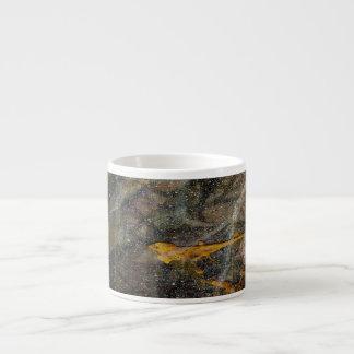 Paint Shadows 6 Oz Ceramic Espresso Cup
