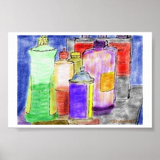 Paint Shop Media Poster