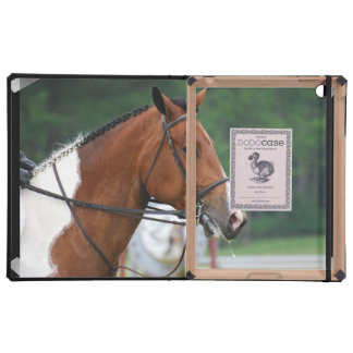 Paint Show Horse Case For iPad
