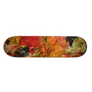 Paint Skateboard Deck