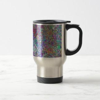 Paint Spatter Travel Mug