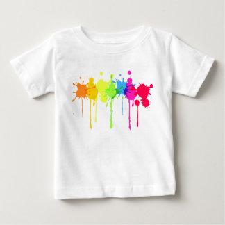 Paint Splash Baby T-Shirt
