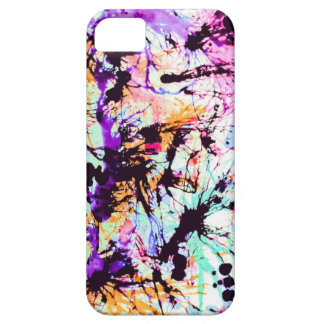 Paint Splash Case For The iPhone 5