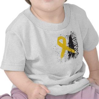 Paint Splash Design - Neuroblastoma Survivor Shirt