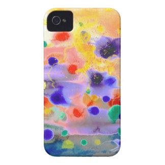Paint Splash iPhone 4 Cover
