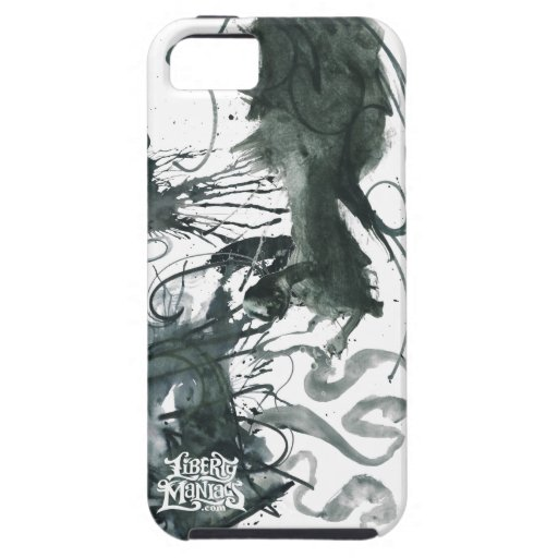 Paint Splash iPhone 5 Covers