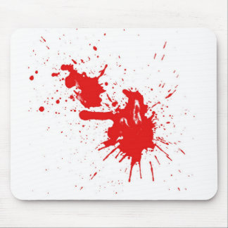 Paint Splash Mousepad