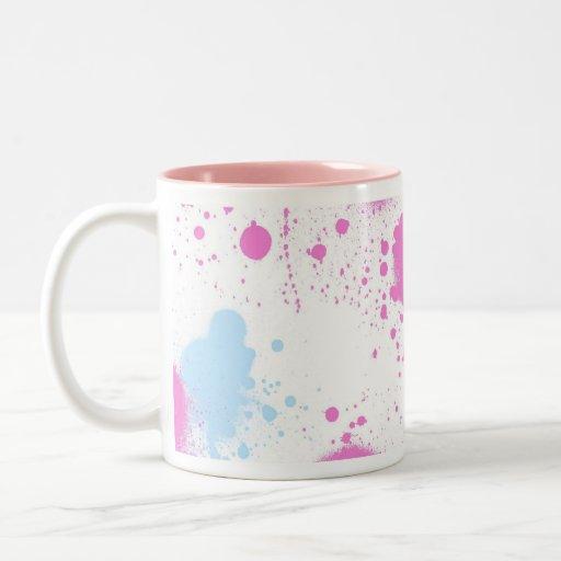 Paint Splash Mug