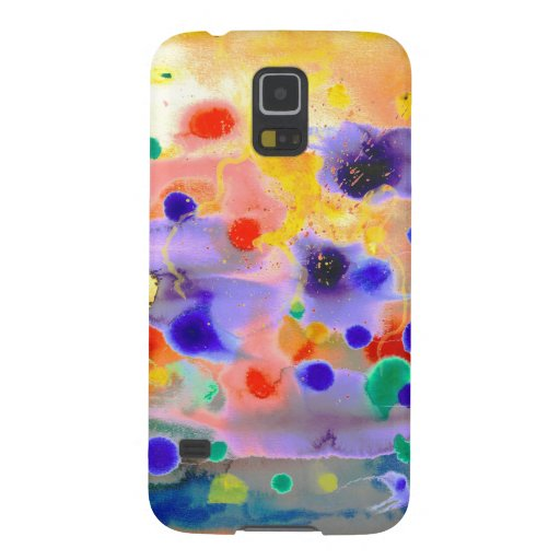 Paint Splash Samsung Galaxy Nexus Cover