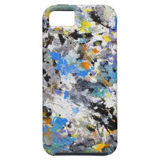 Paint Splashes iPhone SE/5/5s Case