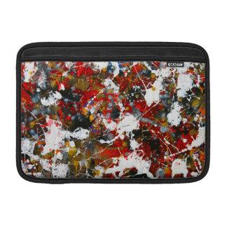 Paint Splashes MacBook Air Sleeve